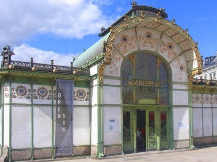 Otto Wagner Pavillion Karlsplatz
